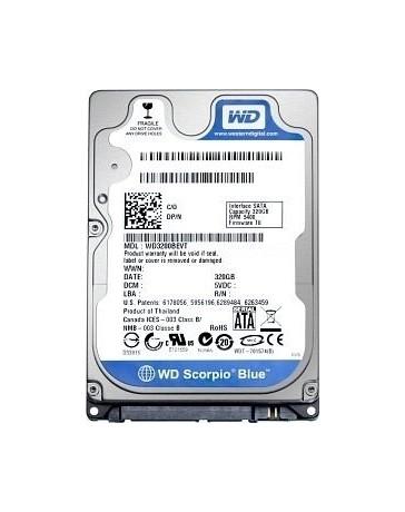WD Blue 500GB SATA-600 2,5''