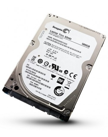 Seagate Laptop Thin SSHD 500GB SATA-600