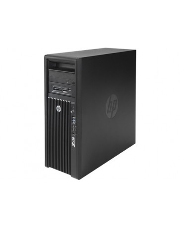 HP Z420 1x Xeon 6C E5-1650 V2 3.5GHz, 32GB DDR3, 256GB SSD, 2TB HDD, K2200 4GB, Win 10 Pro