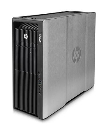 HP Z820 2x Xeon 10 Core E5-2660V2 2.2 Ghz, 32GB, 250GB SSD, K4000, Win  10 Pro