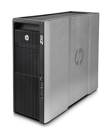 HP Z820 2x Xeon 12C E5-2697v2 2.70Ghz, 64GB, 250GB SSD, M2000, Win 10 Pro