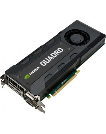 HP NVIDIA Quadro K5200 8GB GDDR5