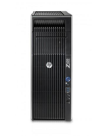 HP Z620 2x Xeon 8C E5-2660 2.20Ghz, 32GB DDR3, 256GB SSD/2TB SATA HDD DVDRW, Quadro K2000, Win 10 Pro