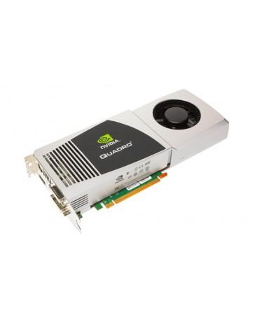HP Nvidia Quadro FX 5800 4GB PCIe 2xDVI 1xDP
