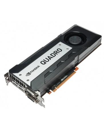 HP Nvidia Quadro K6000 12Gb PCIe 2xDVI 2xDP