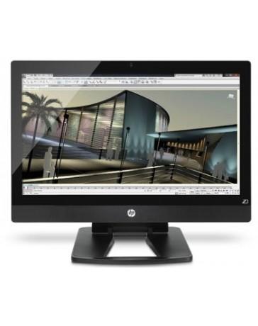 "HP Z1 Workstation G2  AIO 27"" Intel Xeon E3-1280 3.5 GHz, 8GB DDR3, 256GB SSD, Nvidia Q3000M, Win 10 Pro"