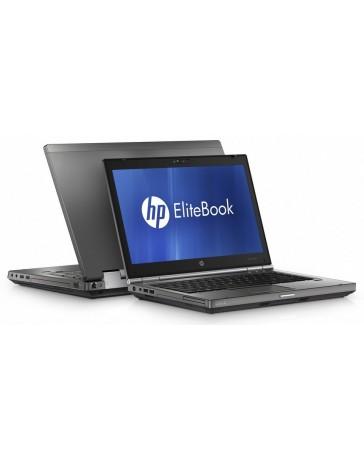 """HP Elitebook 8560W i5-2520M 2.50GHz 8GB DDR3 256GB SSD 15.6"""""""