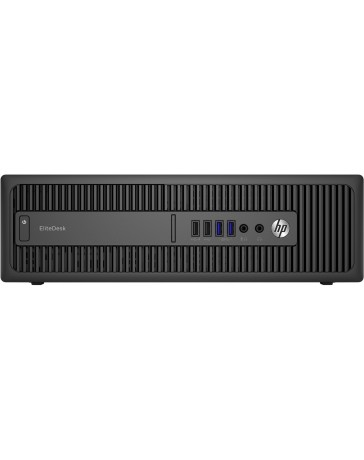 HP Elitedesk 800 G1 SFF i5-4590 3.30GHz 256GB SSD 16GB