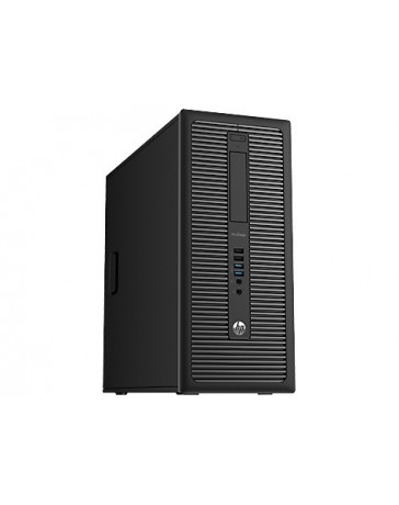 HP Prodesk 600 G1 Tower i5-4670 3.40GHz 8GB 500GB 120GB SSD