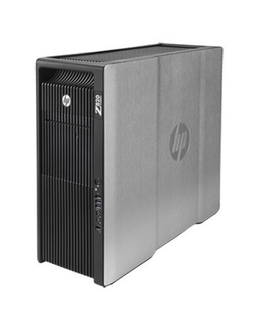 HP Z820 2x Xeon 8C E5-2670,128GB, 250GB SSD,DVDRW, K2200 4GB, Win 10 pro