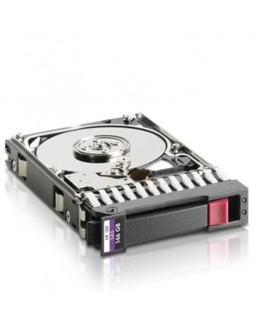 HP 146GB 15k rpm SAS 3G 2.5