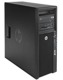 HP Z420 4C E5-1620 v2 3.7GHz, 32GB (4x8GB), 256GB SSD, 2TB HDD SATA, DVDRW, Quadro K2000 2GB, Win 10 Pro