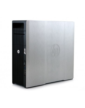 HP Z620 2x Xeon 10C E5-2690v2 3.0GHz, 64GB DDR3,240GB SSD+3TB HDD, DVDRW, Quadro K5000 4GB, Win 10 Pro