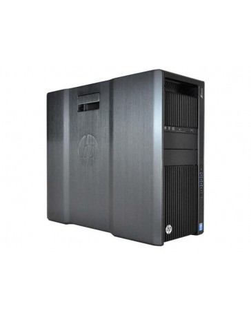 HP Z840 2x Xeon 8C E5-2640v3 2.60Ghz, 32GB, 256GB SSD/4TB HDD, K4200, Win 10 Pro