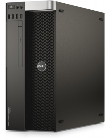 Dell Precision T3610 E5-1620 v2 3.70GHz, 8GB, 500GB HDD SATA, DVDRW, Quadro K2000 2GB, Win 10 Pro