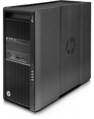 HP Z840 2x Xeon 12C E5-2690v3 2.60Ghz, 64GB, Z Turbo Drive G2 512GB/6TB HDD, K4200, Win 10 Pro