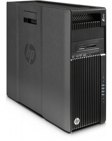 HP Z640 2x Xeon 8C E5-2640v3 2.60Ghz, 32GB,Z Turbo Drive 256GB SSD/4TB HDD, K4200, Win 10 Pro