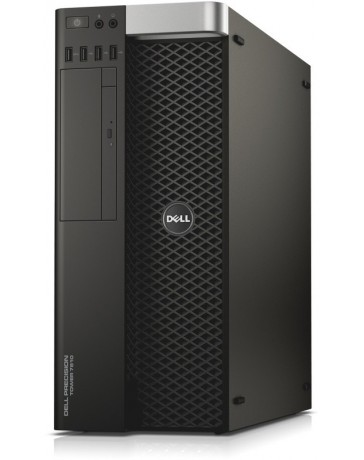 Dell Precision T7810, 2x 8C Intel Xeon E5-2630 v3 2.40GHz, 32GB DDR4, 256GB Zdrive, 4TB HDD, DVDRW, Quadro K4200 4GB, Win 10 Pro