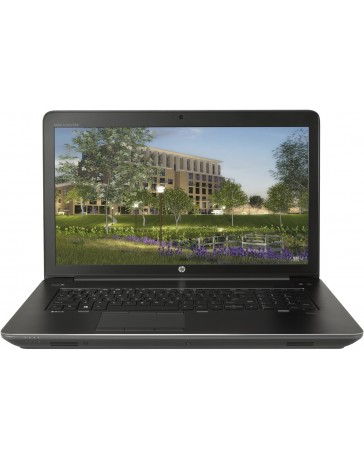 "HP ZBook 17 G4 i7-7700HQ, 8GB DDR4, 256GB SSD, 17.3"", FHD, Quadro M1200, Win 10 Pro Renew"