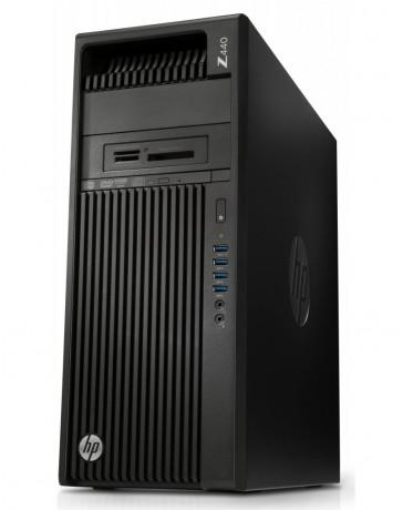 HP Z440 Workstation XEON E5-1620V3 32GB DDR3 256GB SSD 2TB SATA HDD Quadro K2000 Win 10 Pro