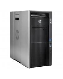 HP Z820 2x Xeon 10C E5-2690v2 3.00Ghz, 64GB, 256GB SSD, 3TB HDD, K5200 8GB, Win 10 Pro