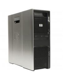 HP Z600 2x Quad Core X5677 3.46 GHz, 16GB DDR3, 240GB SSD 1TB HDD Quadro 2000 Win 10 Pro