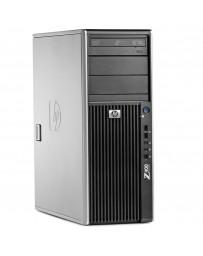 HP Z400 Workstation W3530 2.80GHz 8GB DDR3 1TB HDD SATA/DVDRW Quadro FX1800, Win 10 Pro