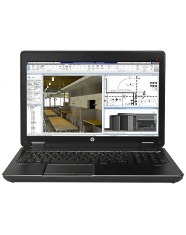 HP Zbook 15 G2 i7-4600M 2.90GHz,16GB, 256GB SSD, 15.6, Quadro K1100M, Win 10 Pro