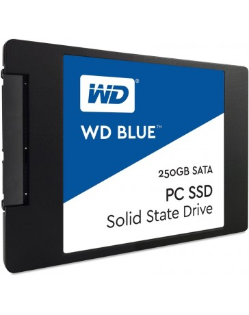 WD BLUE 250GB SSD 3D NAND