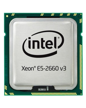 Intel Xeon Processor 10C E5-2660 v3 (25M Cache, 2.6GHz)