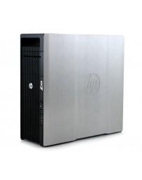 HP Z620 2x Xeon 10C E5-2670v2, 2.5Ghz, 32GB DDR3, 256GB SSD + 2TB HDD, DVDRW, Quadro K4000 3GB, Win 10 Pro