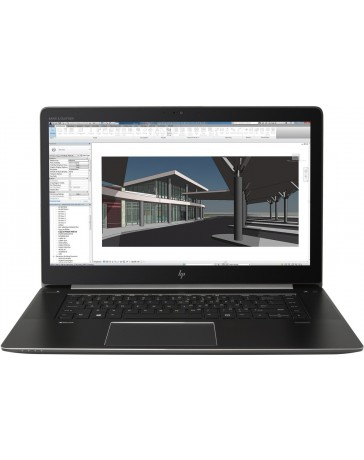 HP ZBook Studio G4,  i7-7700HQ 3.80GHz, 8GB,  256GB SSD, Quadro M1200, Win 10 Pro
