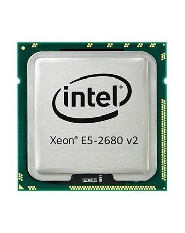 Intel Xeon Processor E5-2680 v2 (25M Cache, 2.80 GHz) 8 GT/s I- Refurbished