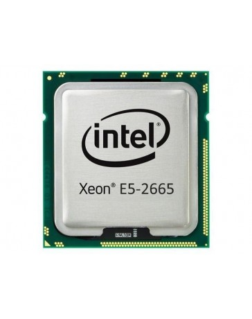 Intel Xeon Processor 8C E5-2665 (20M Cache, 2.4GHz) - Refurbished