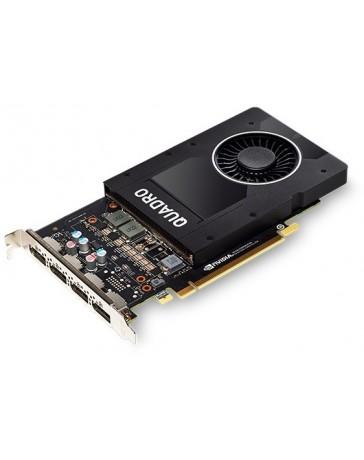 HP NVIDIA Quadro P2000 - 5GB, 4x DP - Refurbished
