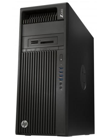 HP Z440 Workstation XEON E5-1650V3 2.50GHz, 32GB DDR4, 256GB Z Turbo drive SSD + 3TB HDD, Quadro P4000, Win 10 Pro