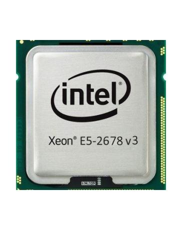 Intel Xeon Processor E5-2678 v3 (30M Cache, 2.50 GHz) - Refurbished