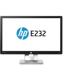 "HP EliteDisplay E232 IPS 23"" Zwart Full HD Matt"