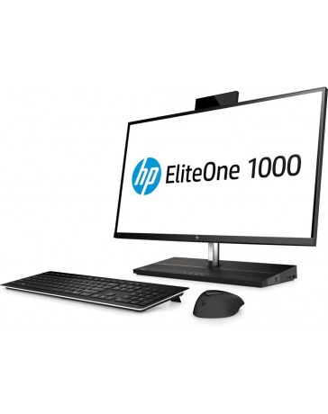 "HP EliteOne 1000 G1 27 inch 8GB, 256GB SSD, i5-7500, Win 10 Pro "" - Refurbished"
