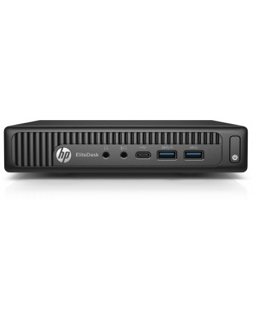 HP EliteDesk 800 G2 Mini Core i5-6500T 2.5GHz, 8GB, 128GB SSD, 6x USB3.0, VGA+2x DP, Win 10 Pro