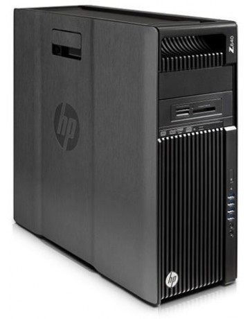 HP Z640 Workstation, 2x 6C E5-2620v3 2.40 GHz, 64GB (4x16GB) DDR4, 512GB SSD, DVD, Quadro K5200 8GB, Win 10 Pro