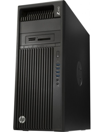 HP Z440 Intel Xeon E5-1650 V4 3,60GHz, 32GB (2x16GB) DDR4, 256GB SSD + 2TB HDD SATA/DVDRW, Quadro K4200 4GB, Win 10 Pro
