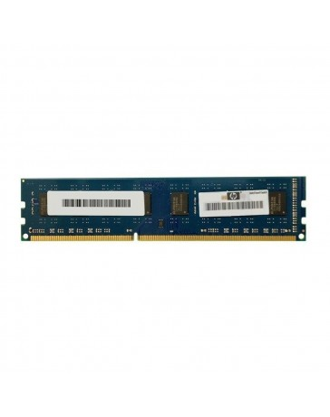 HP 4GB DDR3 2Rx8 PC3-10600E 1333MHz ECC - Refurbished