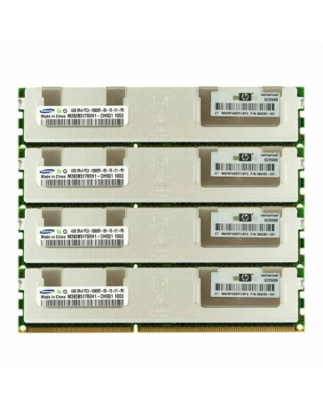 Generic 4GB DDR3 2Rx4 PC3-10600R 1333MHz 1.5V ECC Reg - Refurbished
