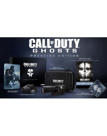"Activision Call Of Duty ""Ghosts Prestige Edition"""