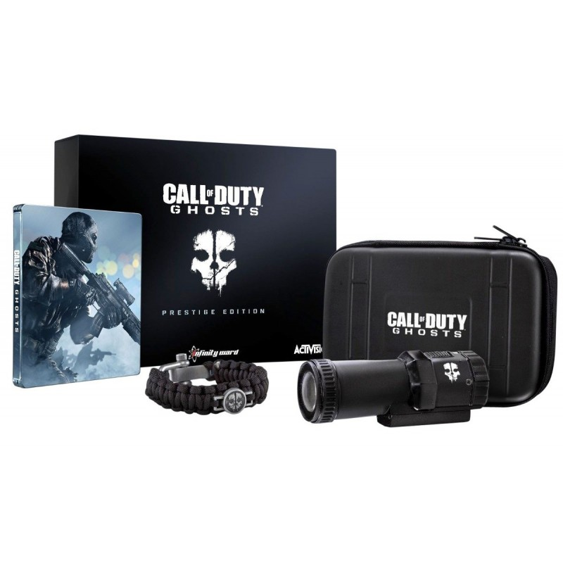 activision call of duty quotghosts prestige editionquot maas