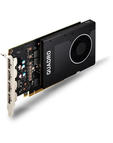 NVIDIA Quadro P2000 5GB GDDR5, 4x DisplayPort