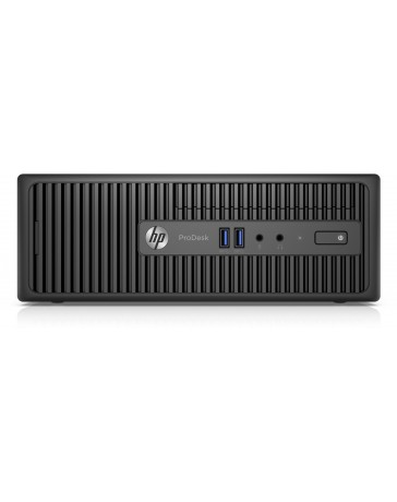 HP Prodesk 400 G3 SFF i5-6500 3.20GHz, 8GB, 512GB SSD, DVD, Intel HD, Win 10 Pro
