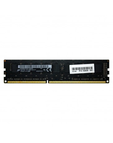 HP 4GB DDR3 1Rx8 PC3-14900E 1866MHz ECC - Refurbished