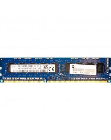 HP 8GB DDR3 2Rx8 PC3-14900E 1866MHz ECC - Refurbished